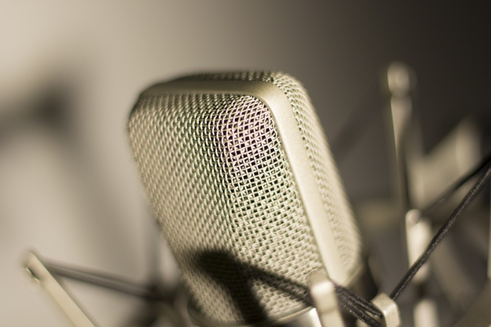 voice over glasgow