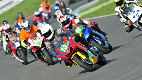 Scottish Championship Bike Racing
