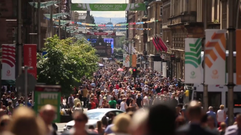 People Make Glasgow – Let's Celebrate