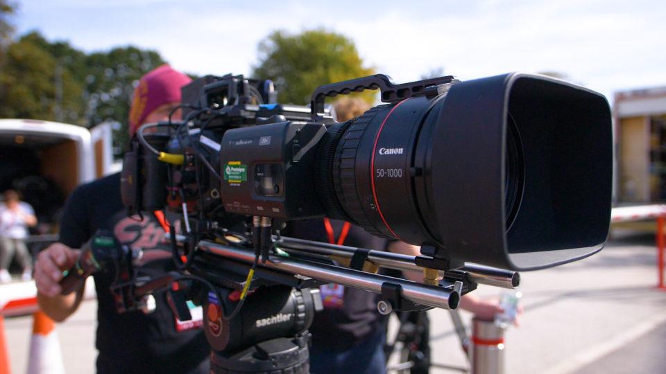 New Vacancies - Junior Camera Operator & Junior Editor