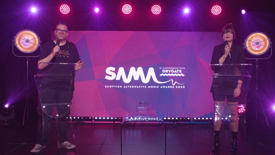 Live Streaming - Scottish Music Awards